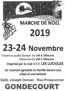 Exposition à Gondecourt de Fabienne.